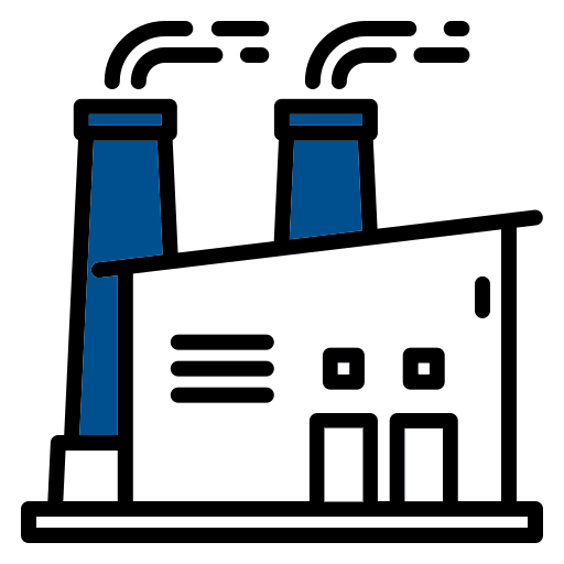 Piktogramm Industrie - ICM Technologies GmbH