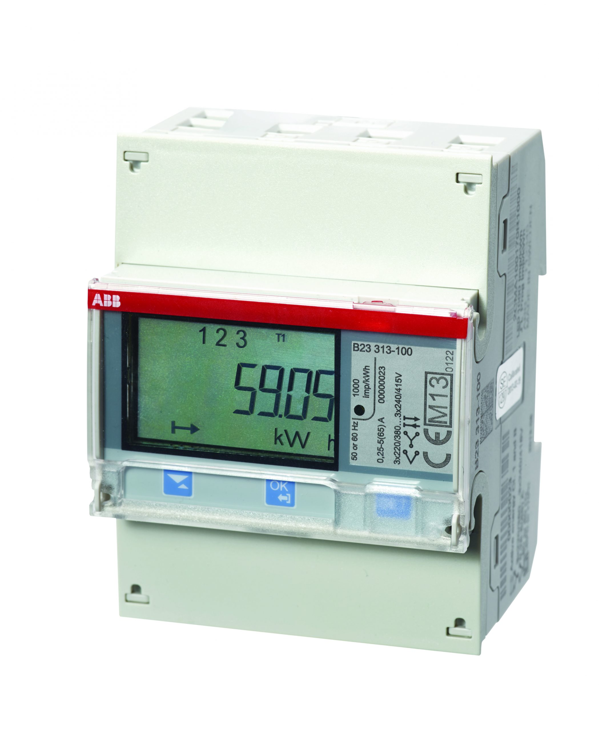 Elektrozähler ABB Stromzähler B23 - ICM Technologies GmbH