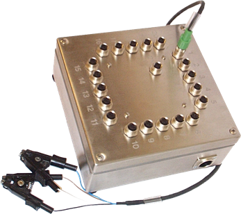 pst400t-mux - ICM Technologies GmbH